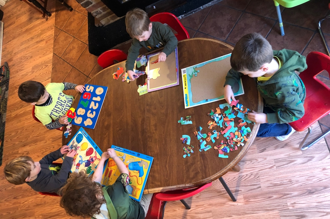 All About OurPreschool